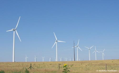 Windmills in CO