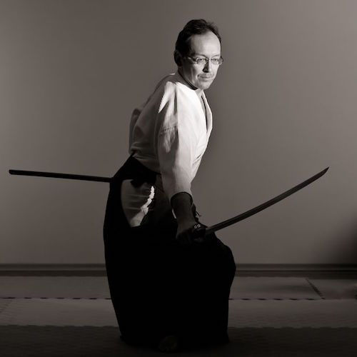 akido sword